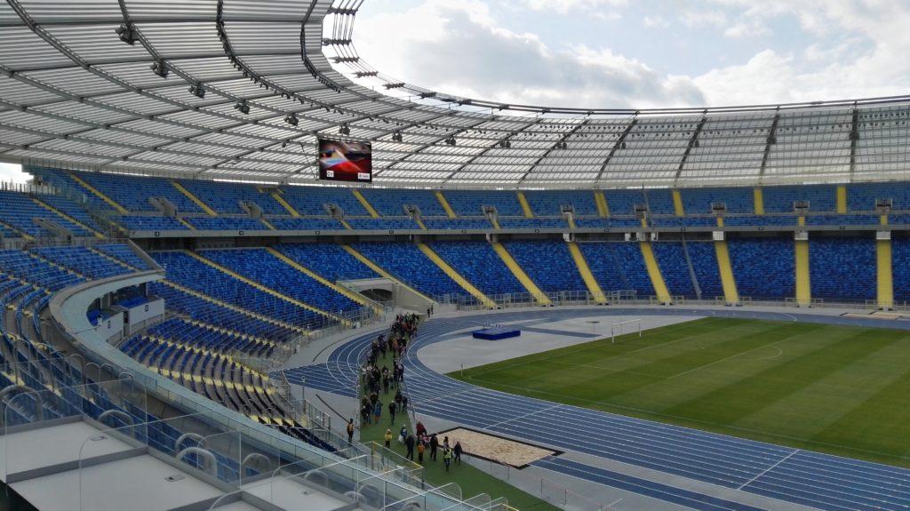 11 listopada na Stadionie Śląskim.