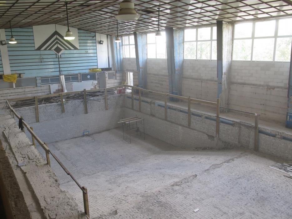 Na basenie praca wre… [ZDJĘCIA]