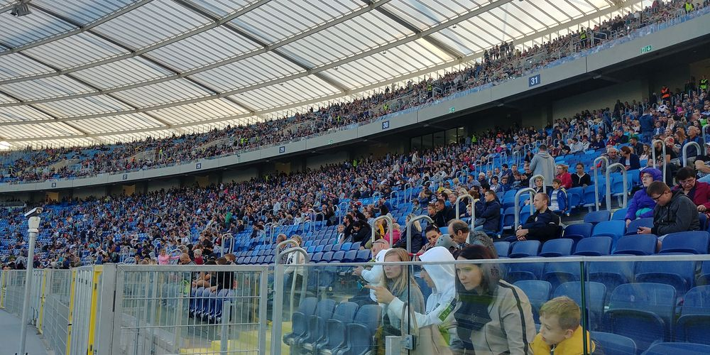 Dzień Otwarty Stadionu Śląskiego [ZDJĘCIA]