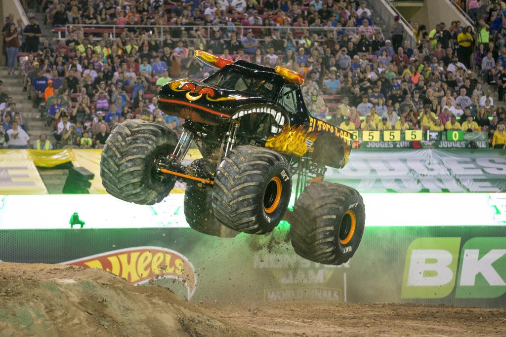Niesamowity Monster Jam® na Stadionie Śląskim już 22 września!