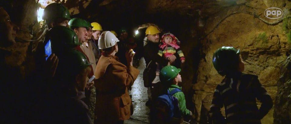 Tarnogórska kopalnia z listy UNESCO wciąż kryje wiele tajemnic