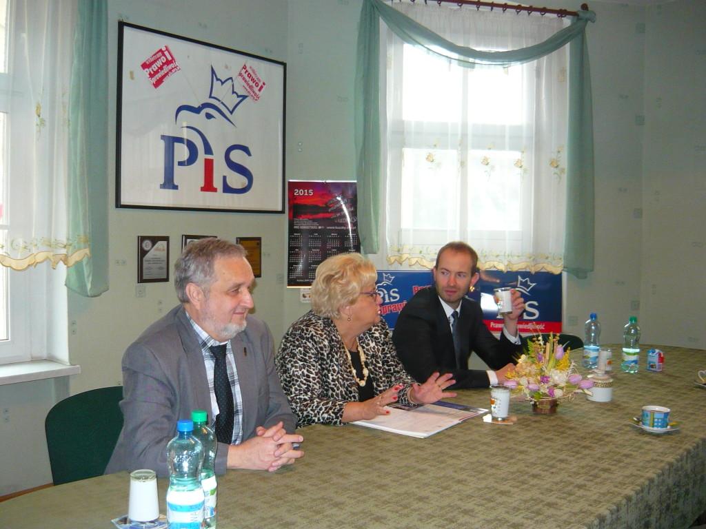 Maria Nowak: PiS chce dobrze dla Śląska