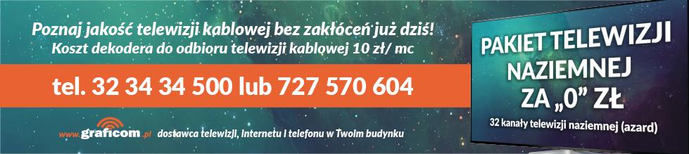 internet Chorzów, Ruda Śląska, telewizja kablowa, internet za