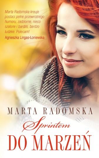 Marta Radomska – SPRINTEM DO MARZEŃ – recenzja