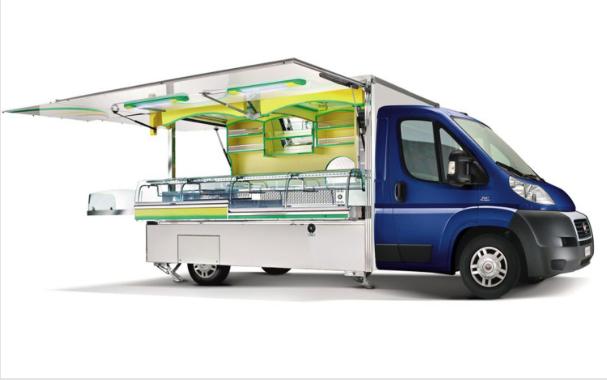 Food truck w Chorzowie już od 9 września