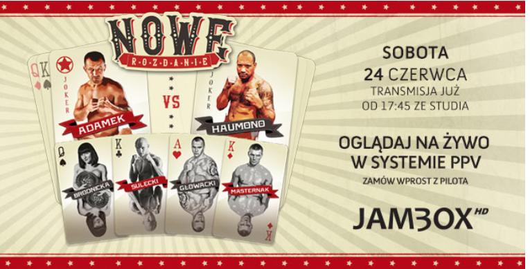 "Gala Polsat Boxing Night VII ""Nowe rozdanie"""