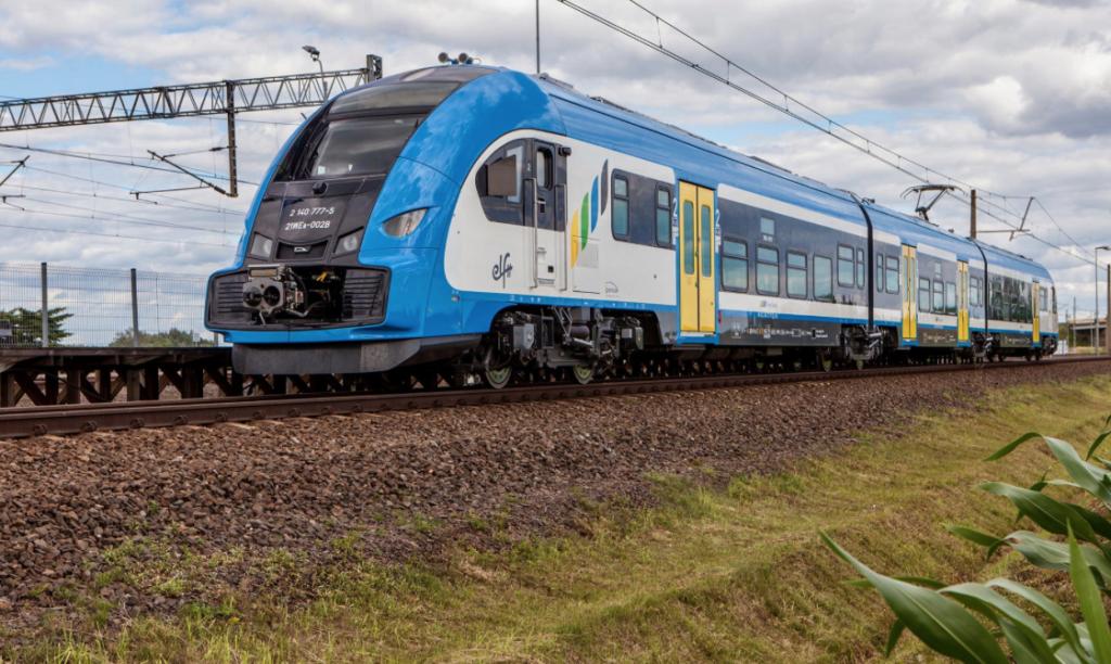 Koleje Śląskie i Województwo Śląskie zamówiły 13 nowych pojazdów.