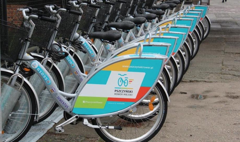 Ruszają kolejne rowery miejskie na Śląsku.