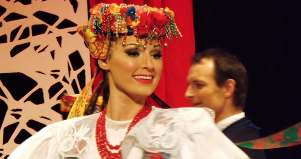"""Zespół """"Śląsk"""" rozpoczął w piątek 65. jubileuszowy sezon artystyczny."""
