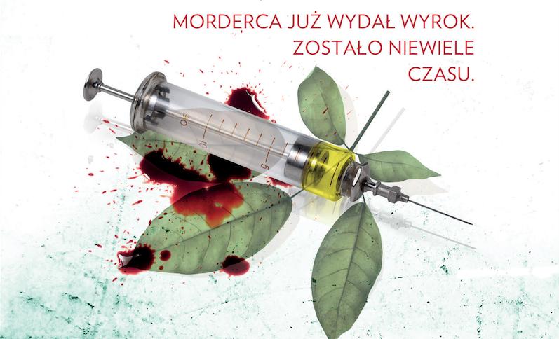 ZASTRZYK ŚMIERCI – Małgorzata Rogala – recenzja.