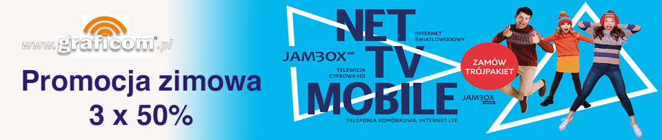 internet, graficom, telewizja kablowa, internet, GSM, LTE, telewizja HD, telewizja