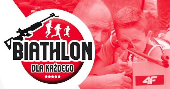Stadion Śląski Biathlon dla każdego – 22.04