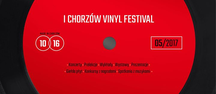 Rusza Vinyl Festival 2017!