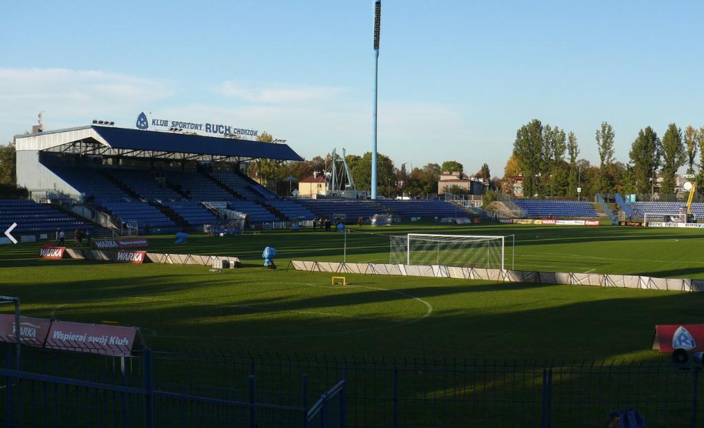 Radni zdecydują o stadionie Ruchu