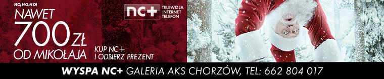 telewizja nc+,HD,AKS,Chorzów,Promocja
