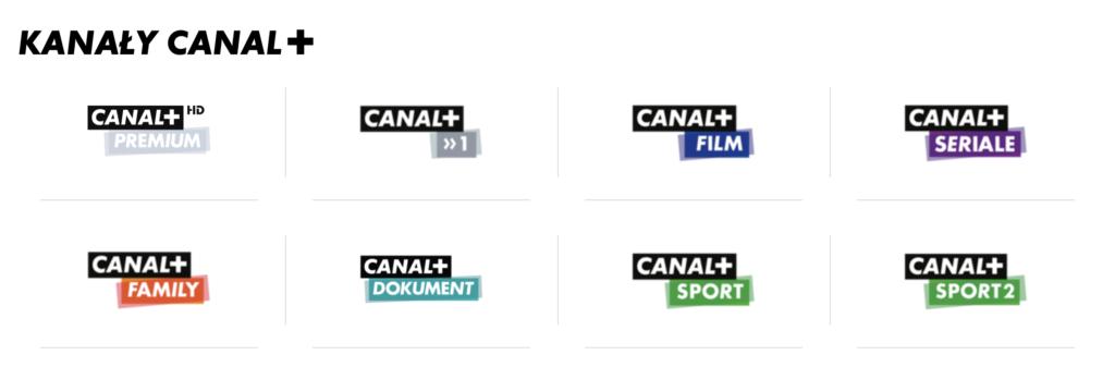 Promocja Graficom - Canal+ za 50%